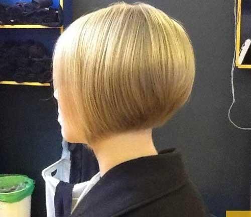 Modern Short Blonde Hairstyles-18