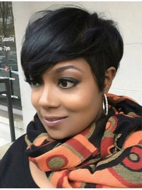 In Style Short Haircuts For Black Women Crazyforus