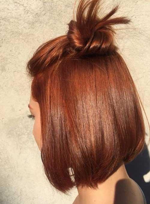 LATEST TREND HAIR COLOR IDEAS FOR SHORT HAIR - crazyforus