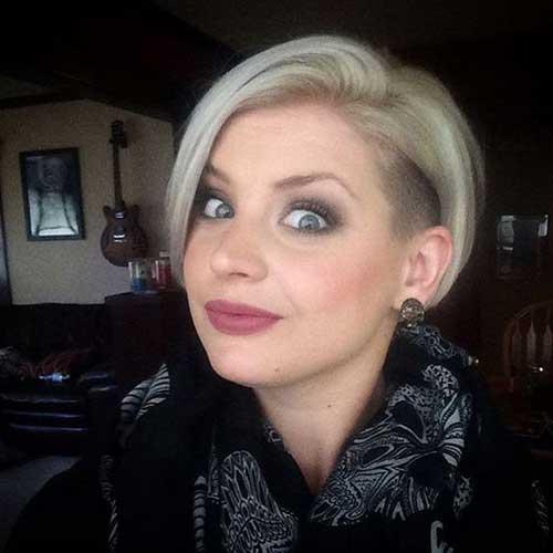 Modern Short Blonde Cute Hairstyles