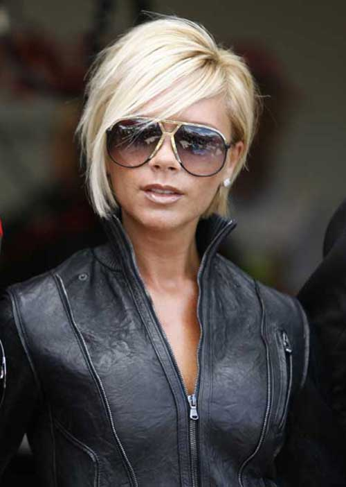 Celebrities With Short Blonde Hair The Best Short