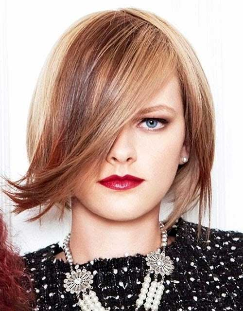 Two Toned Colored Hair: 15 Two Tone Hair Color Ideas For Short Hair