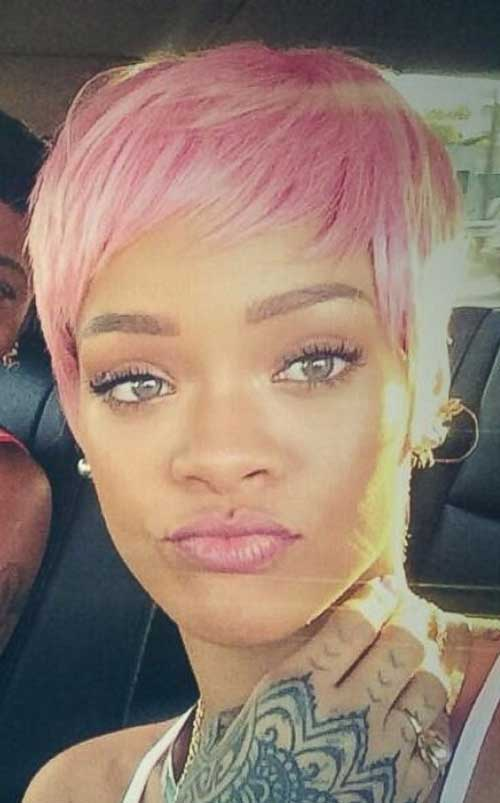 Pink Pixie Haircut The Best Short Hairstyles For Women 2015