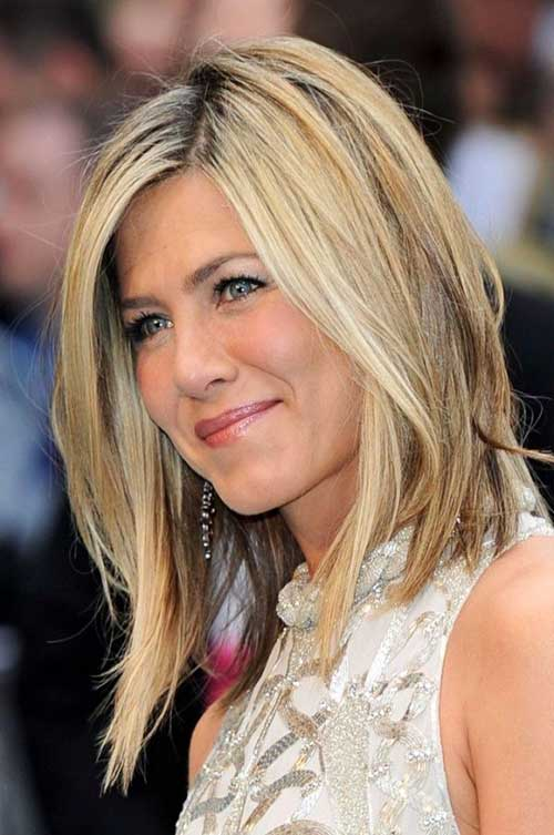 15 Spectacular Jennifer Aniston Long Bob Pictures Crazyforus