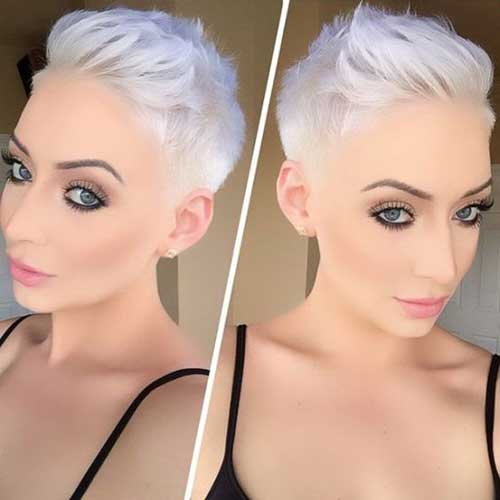 15 Popular Very Short Hairstyles Crazyforus