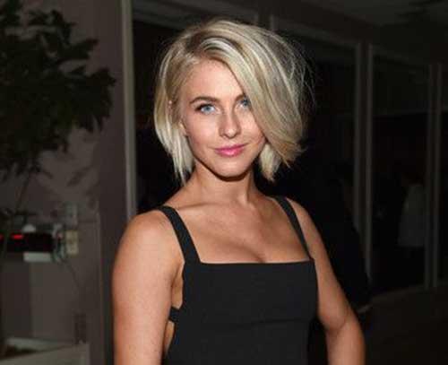 10 Charming Celebrities With Their Short Hairstyles Crazyforus