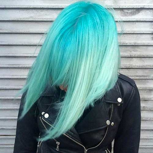 Coolest Short Green Hair Ideas For Eye Catching Looks