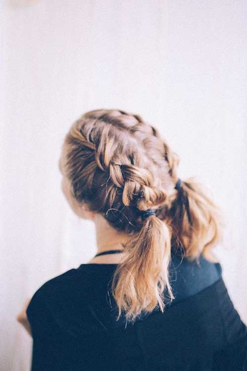 Nice Braids for Short Hair
