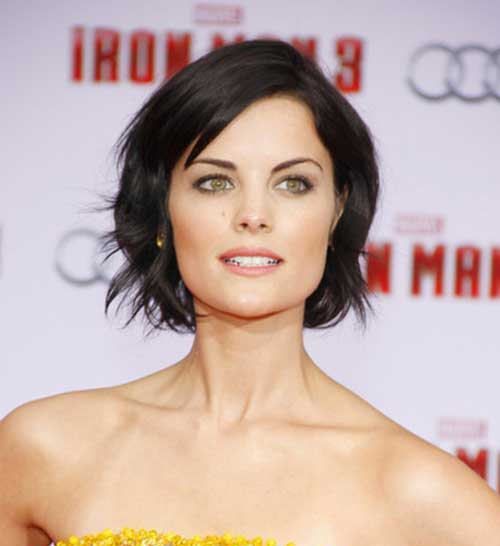 Jaimie Alexander Short Hair
