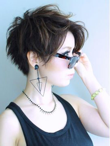 17 Best Messy Pixie Haircuts Pixie Cuts