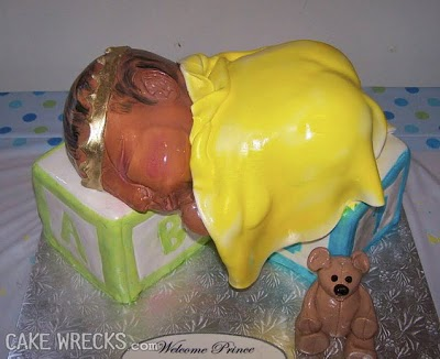 Shortarmguy S Crazy Emails Baby Shower Cakes Gone Wrong
