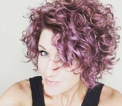 Short Curly Hairstyles 2017 - short curly hairstyles 2017 7