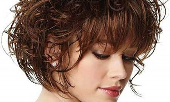 Short Curly Hairstyles For Curly Hair 2017 - short curly hairstyles for curly hair 2017 10