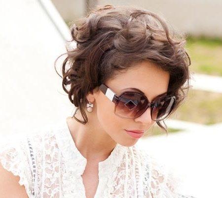 Short Haircut Styles For Short Curly Hair