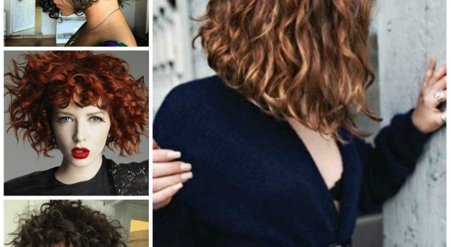 Short Haircuts for Curly Hair 2017 - short haircuts for curly hair 2017 4