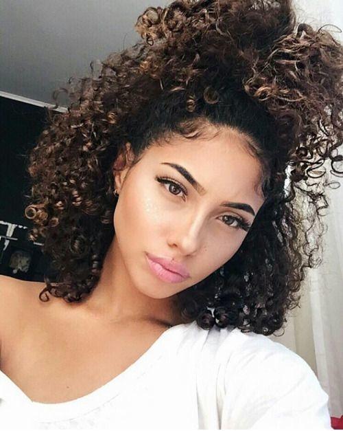 Short Haircuts For Naturally Curly Hair