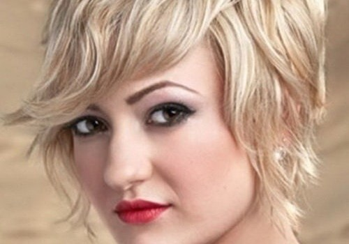 40+ Ideal Curly Short Hairstyles for Square Faces - curly short hairstyles for square faces 3