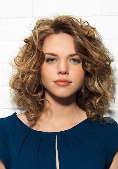 Hairstyles for Curly Hair 2017