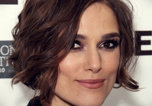 40+ Ideal Curly Short Hairstyles for Square Faces - curly short hairstyles square faces 1