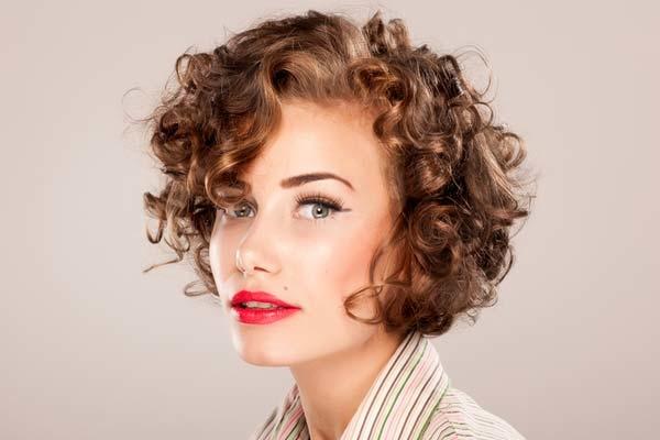 Best Cute Curls for Short Hair