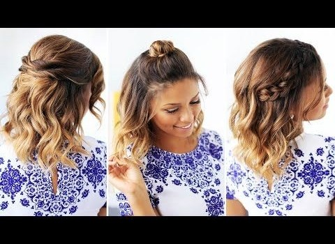 Different Cute Hairstyles for Short Hair - different cute hairstyles for short hair 5