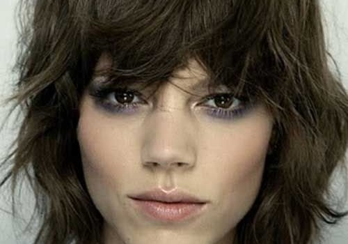 +20 Best Short Hairstyle For Wavy Hair - short hairstyle for wavy hair 1