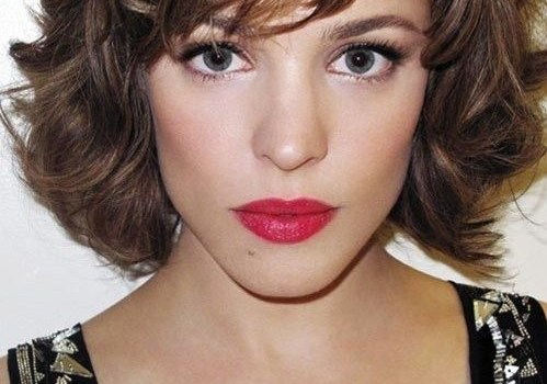 +20 Best Short Hairstyle For Wavy Hair - short hairstyle for wavy hair 9