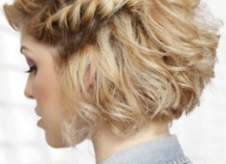 Stylish Short Hair Ideas for Prom