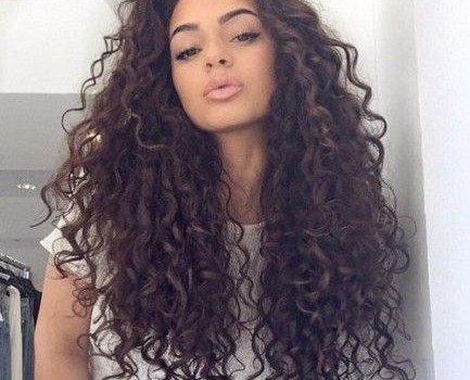 Long Curly Hairstyles - trend long curly hairstyles