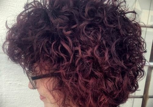 35+ Best Hairdos for Curly Hair - hairdos for curly hair 12