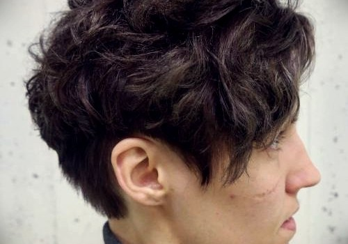35+ Best Hairdos for Curly Hair - hairdos for curly hair 17