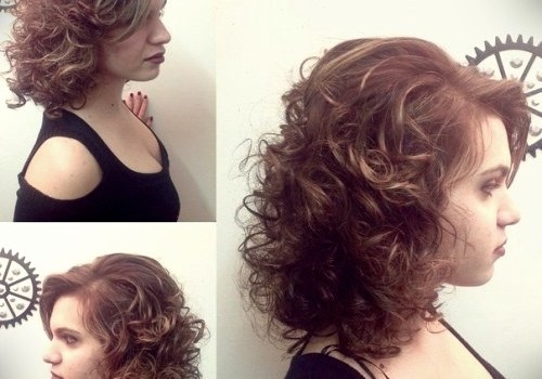 35+ Best Hairdos for Curly Hair - hairdos for curly hair 35