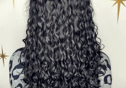 35+ Best Hairdos for Curly Hair - hairdos for curly hair 7