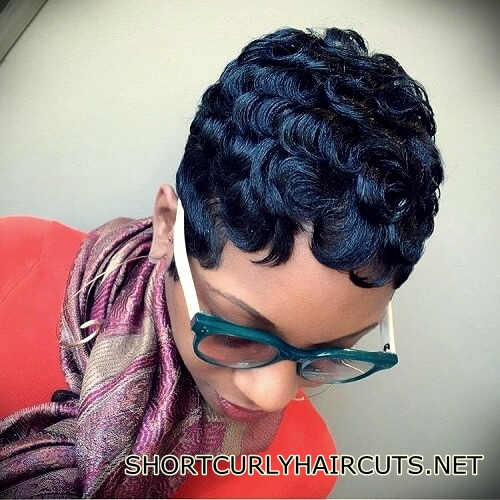 +40 Trend Natural Hairstyles for Short Hair - natural hairstyles short hair 16