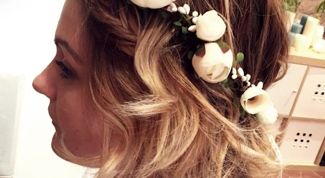 Short Curly Hairstyles for a Wedding - short curly hairstyles wedding 10