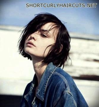 +30 Magnificent Short Natural Wavy Hair - short natural wavy hair 17