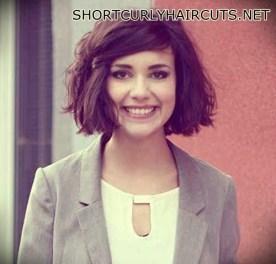 +30 Magnificent Short Natural Wavy Hair - short natural wavy hair 24