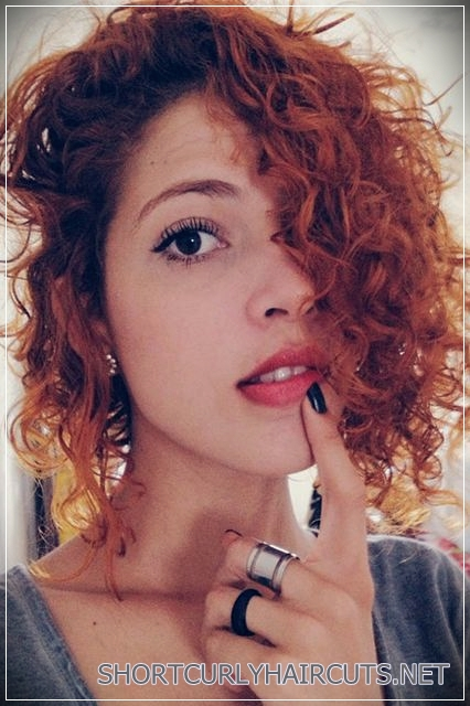 best hair colors curly hair 2 - Getting the Best Hair Color for Curly Hair