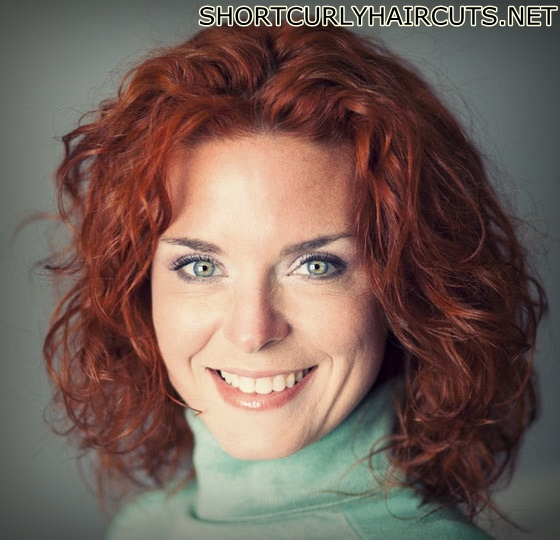 The Different Curly Hairstyles for Women over 40 - Short and Curly ...