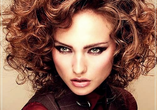 Top 20 Female Short Curly Hairstyles - female short curly hairstyles 13