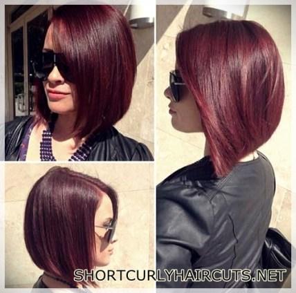 The Best Hair Color Ideas for Short Hair - hair color ideas short hair 1