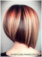The Best Hair Color Ideas for Short Hair - hair color ideas short hair 13