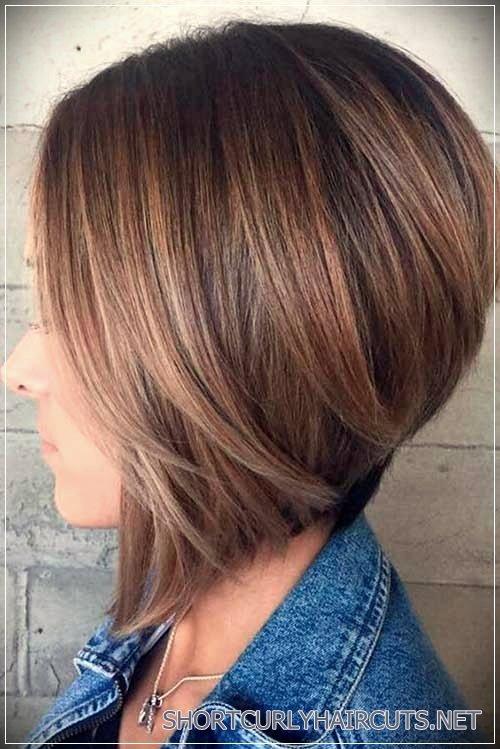 inverted bob hair cuts 4 - 2018 Elegant Inverted Bob Hair Cuts
