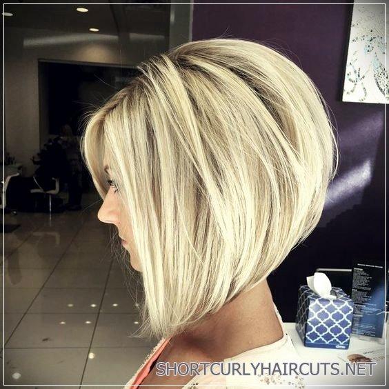 inverted bob hair cuts 6 - 2018 Elegant Inverted Bob Hair Cuts
