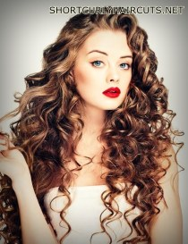Amazing Layered Hairstyles for Curly Hair - layered hairstyles curly hair 10