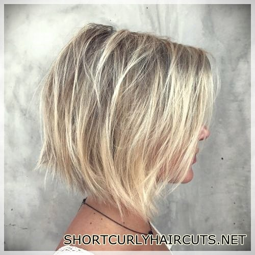 Short Hairstyles for Thin Hair in 2018  - short hairstyles thin hair 35