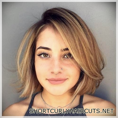 Short Hairstyles for Thin Hair in 2018  - short hairstyles thin hair 38