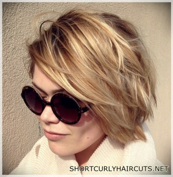 Short Hairstyles for Thin Hair in 2018  - short hairstyles thin hair 4