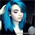 6 Gorgeous Hair Colors for Short Hair that will Be Huge in 2018 - gorgeous hair colors for short hair 2