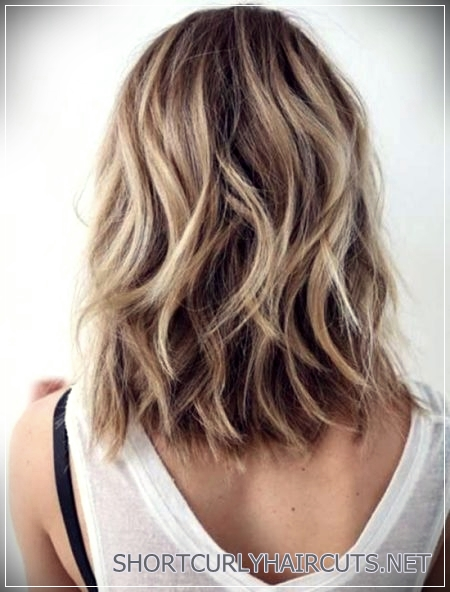long choppy bob hairstyles brunettes and blondes 16 - 5 Long Choppy Bob Hairstyles for Brunettes and Blondes